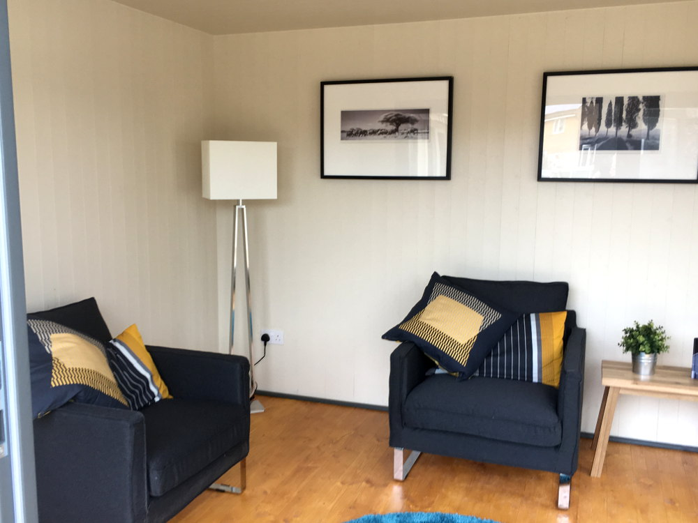 Garden Counselling / Therapy Room