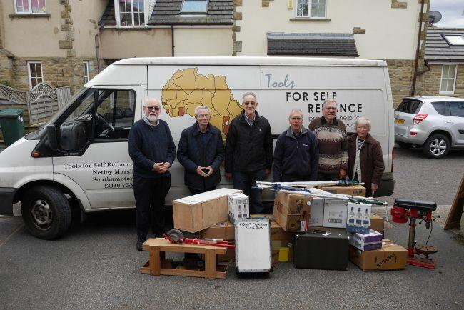 Tools for Self Reliance Charity