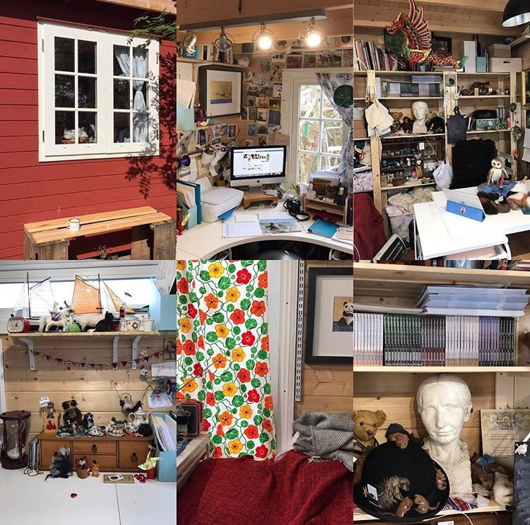 garden craft studio workshop