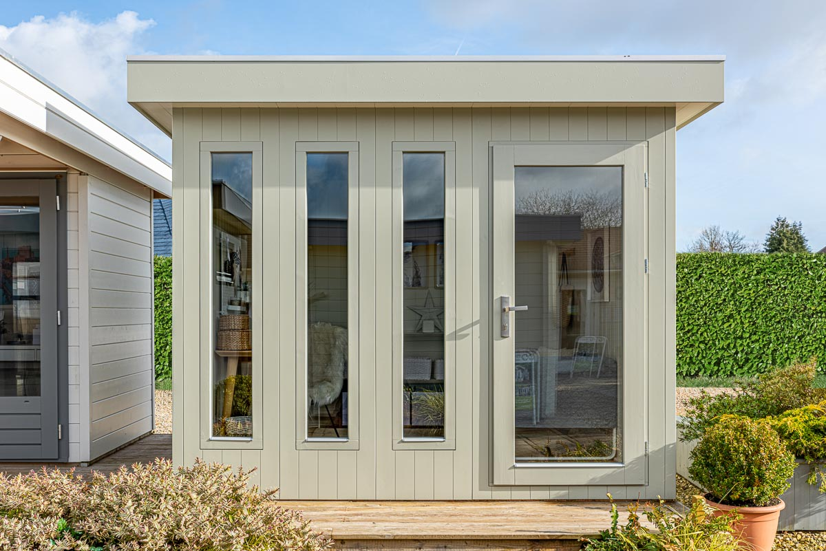 Proline garden room 2.5m high