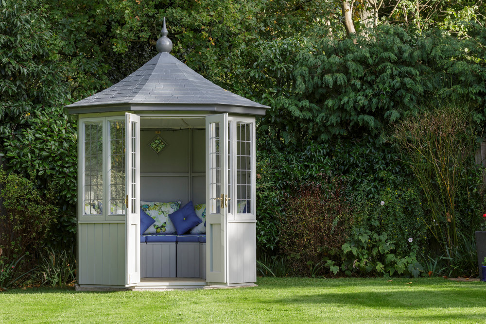 Baltimore 2m octagonal summerhouse